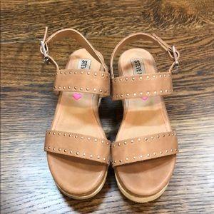 Steve Madden sandals. Size 1